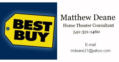 Salt lake city neighborhood classified ads matthew deane home theater consultant cell phone 541 321 1460 e mail mdeane21yahoo televisions audio equipment best buy store reheart